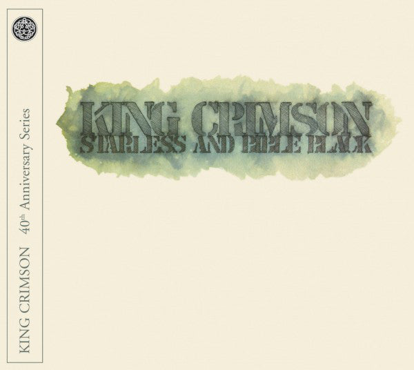 King Crimson - Starless And Bible Black (CD, Album, RE, RM + DVD-V, Mono, Multichannel, NTS) - USED
