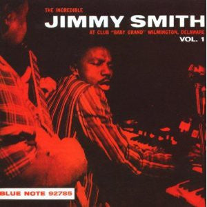 Jimmy Smith - Live At The Club Baby Grand, Volume 1 (CD, Album, RM, RE, Mono) - USED