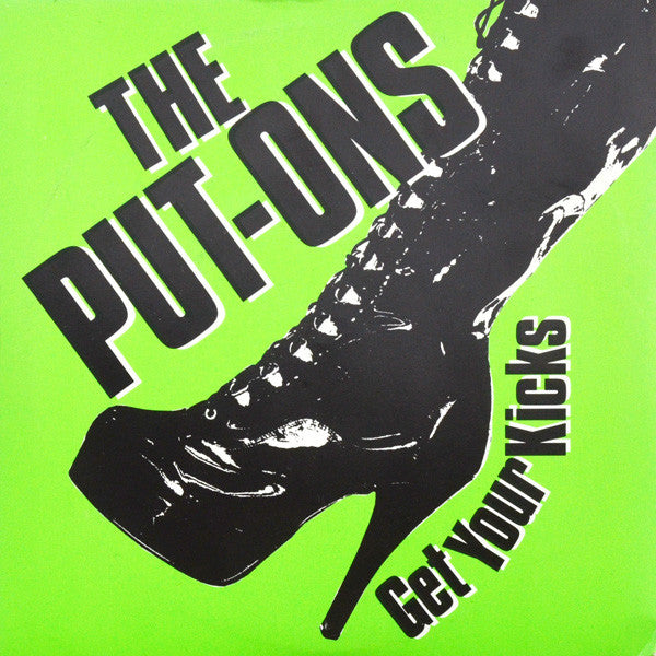 "The Put-Ons - Get Your Kicks (7"", Single) - USED"