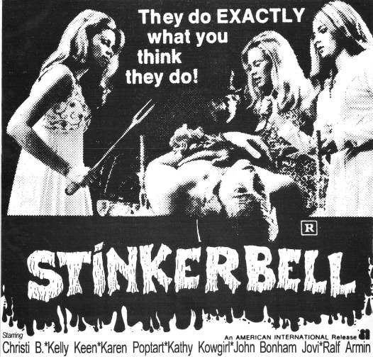 "Stinkerbell - They do EXACTLY what you think they do! (7"") - USED"