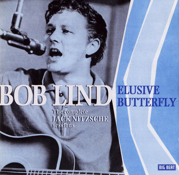 Bob Lind - Elusive Butterfly: The Complete Jack Nitzsche Sessions (CD, Comp) - USED