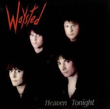 "Waysted - Heaven Tonight (12"", Maxi) - USED"