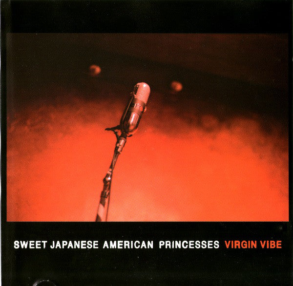 Sweet Japanese American Princesses* - Virgin Vibe (CD, Album) - USED