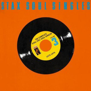 Various - The Complete Stax/Volt Soul Singles Volume 3 (1972-1975)  (10xCD, Comp + Box) - USED