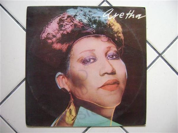 Aretha Franklin - Aretha (LP, Album) - NEW