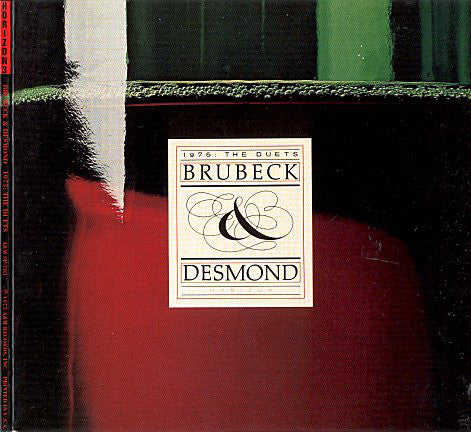 Brubeck* & Desmond* - 1975: The Duets (CD, Album, RE) - USED
