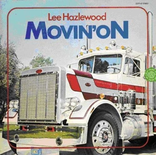 Lee Hazlewood - Movin' On (CD, Album) - NEW