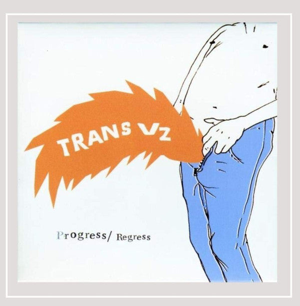Trans Vz - Progress / Regress (CD, Album) - USED