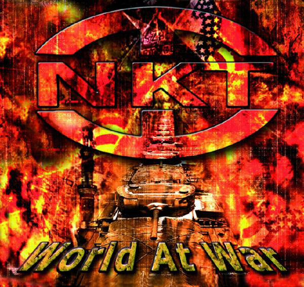 NKT* - World At War (CD, Album) - USED