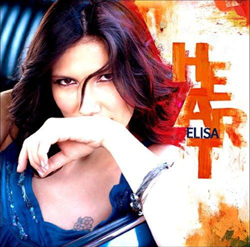 Elisa - Heart (CD, Album) - USED