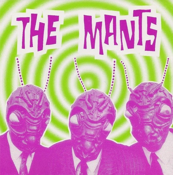 "The Mants - Half Man, Half Ant (7"") - USED"