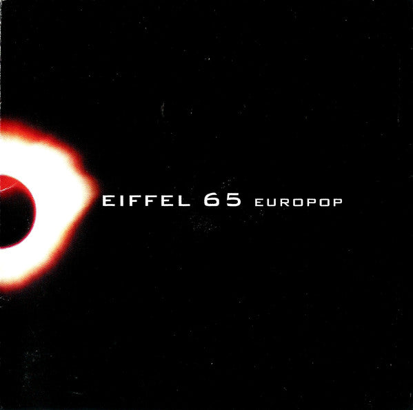 Eiffel 65 - Europop (CD, Album) - USED