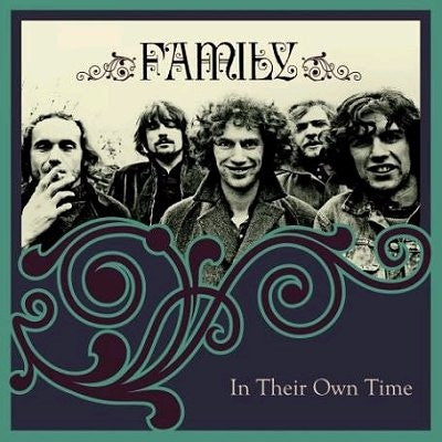 Family (6) - In Their Own Time (2xCD, Comp) - NEW