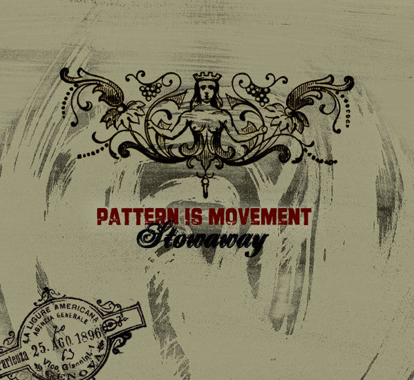 Pattern Is Movement - Stowaway (LP, Album) - USED