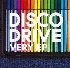 Disco Drive - Very EP (CD, EP, Promo, Enh) - USED