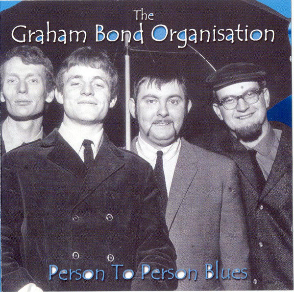 The Graham Bond Organisation* - Person To Person Blues (CD, Album, RE) - USED