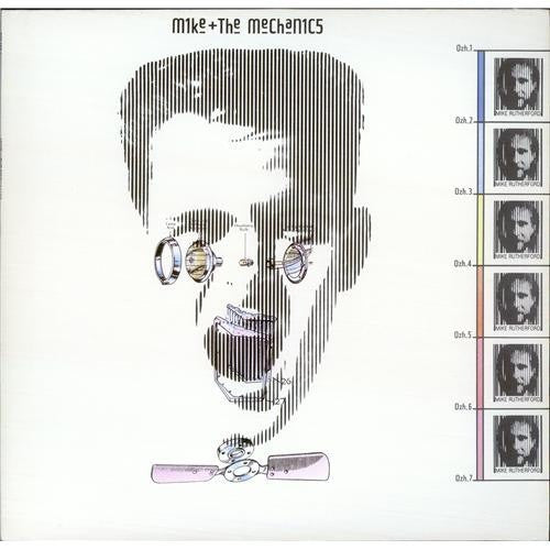 Mike + The Mechanics* - Mike + The Mechanics (LP, Album) - USED