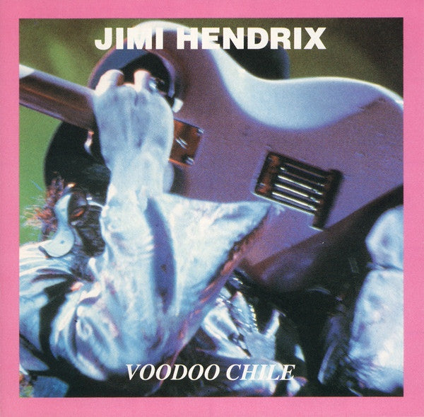 Jimi Hendrix - Voodoo Chile (CD, Unofficial) - USED