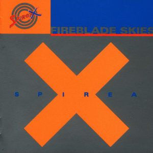 Spirea X - Fireblade Skies (CD, Album) - USED