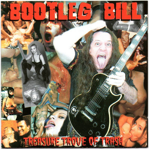Bootleg Bill - Treasure Trove Of Trash (CD, Comp) - USED