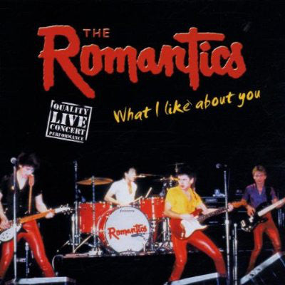 The Romantics - What I Like About You (CD, Comp) - NEW