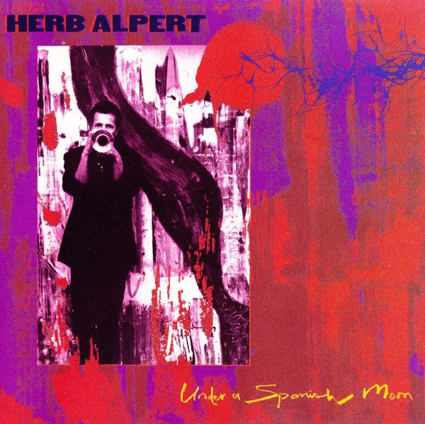 Herb Alpert - Under A Spanish Moon (CD, Album) - USED