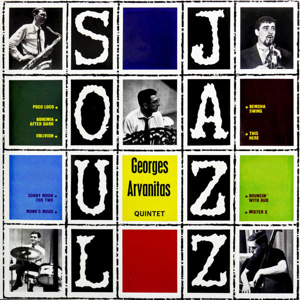 Georges Arvanitas Quintet - Soul Jazz (LP, Album, RE) - NEW