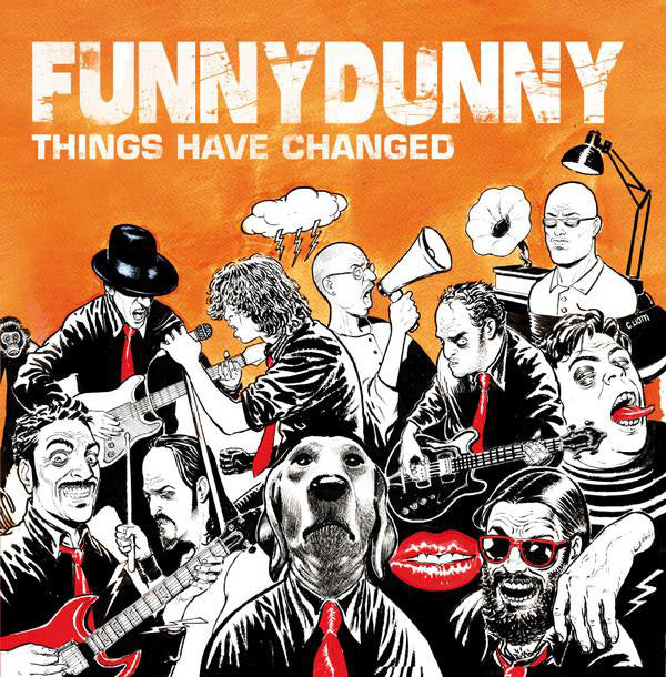 Funny Dunny - Things Have Changed (LP, Album) - USED