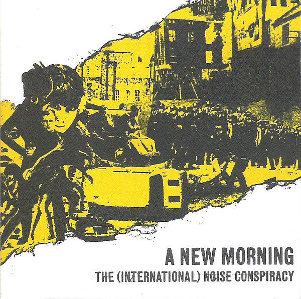 The (International) Noise Conspiracy* - A New Morning, Changing Weather (CD, Album) - USED