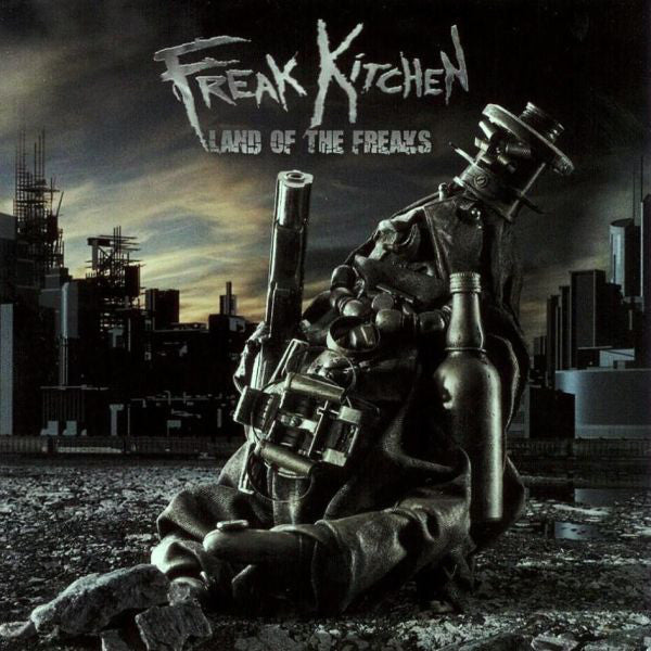 Freak Kitchen - Land Of The Freaks (CD, Album) - USED