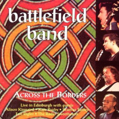 Battlefield Band - Across The Borders (CD, Album) - USED