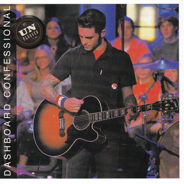 Dashboard Confessional - MTV Unplugged V2.0 (CD + DVD) - USED