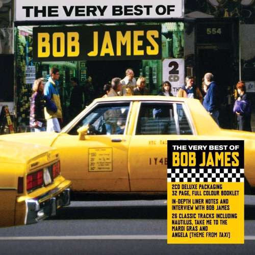 Bob James - The Very Best Of Bob James (2xCD, Comp) - USED