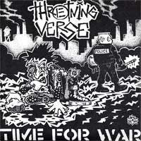 "Thretning Verse - Time For War (7"", EP) - USED"