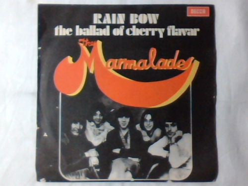 "The Marmalade - Rainbow (7"", Single) - USED"