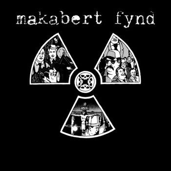 Makabert Fynd - Makabert Fynd (LP, Album) - NEW