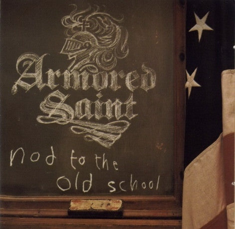 Armored Saint - Nod To The Old School (2xCD, Comp, Enh) - USED