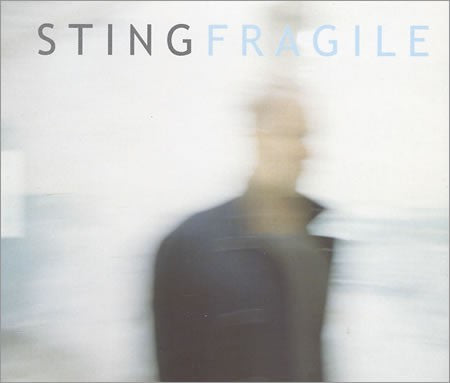Sting - Fragile (CD, Single, Promo) - USED