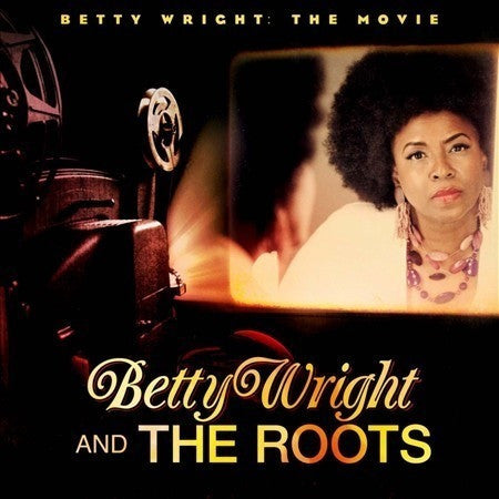 Betty Wright And The Roots - Betty Wright: The Movie (CD, Album) - NEW