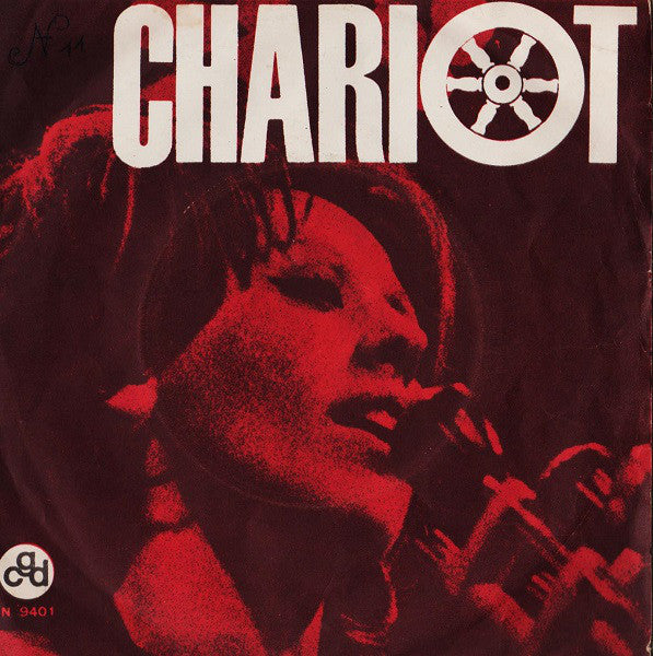 "Betty Curtis - Chariot (7"") - USED"
