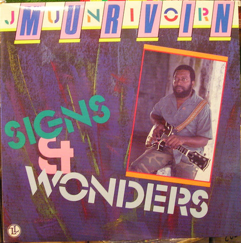 Junior Murvin - Signs & Wonders (LP, Album, RE) - NEW