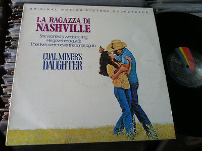 Various - Coal Miner's Daughter:( La Ragazza Di Nashville )   Original Motion Picture Soundtrack (LP) - USED