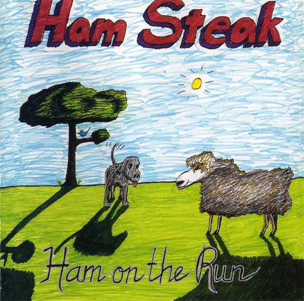 Ham Steak - Ham On The Run (CD, Album) - NEW
