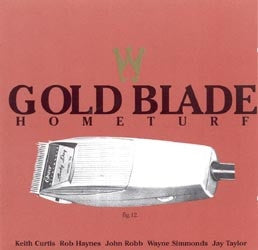 Gold Blade - Hometurf (LP) - USED