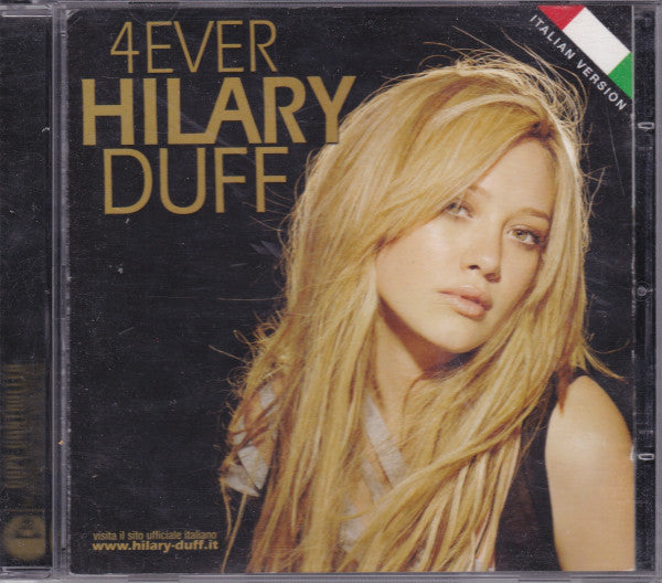 Hilary Duff - 4Ever (CD, Comp) - USED