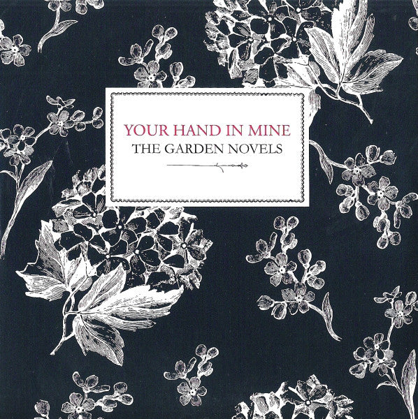 Your Hand In Mine - The Garden Novels (CD, Album, Promo) - USED