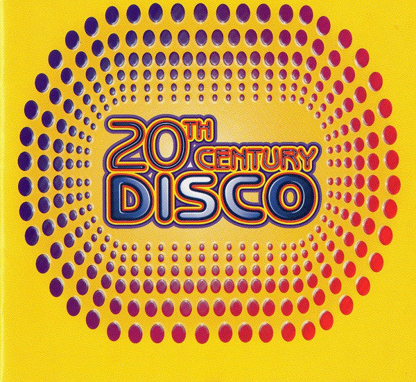 Various - 20th Century Disco (Disc Five & Six) (2xCD, Comp) - USED