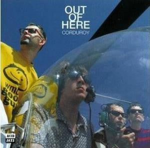 Corduroy - Out Of Here (CD, Album) - USED