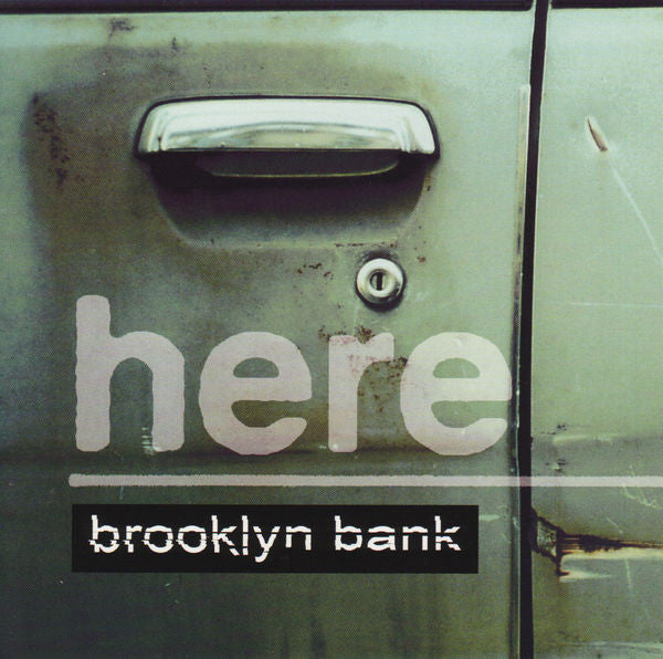 Here - Brooklyn Bank (CD, Album) - USED