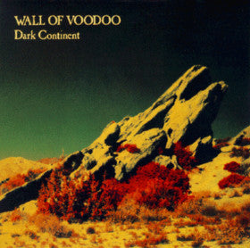 Wall Of Voodoo - Dark Continent (CD, Album, Unofficial) - USED